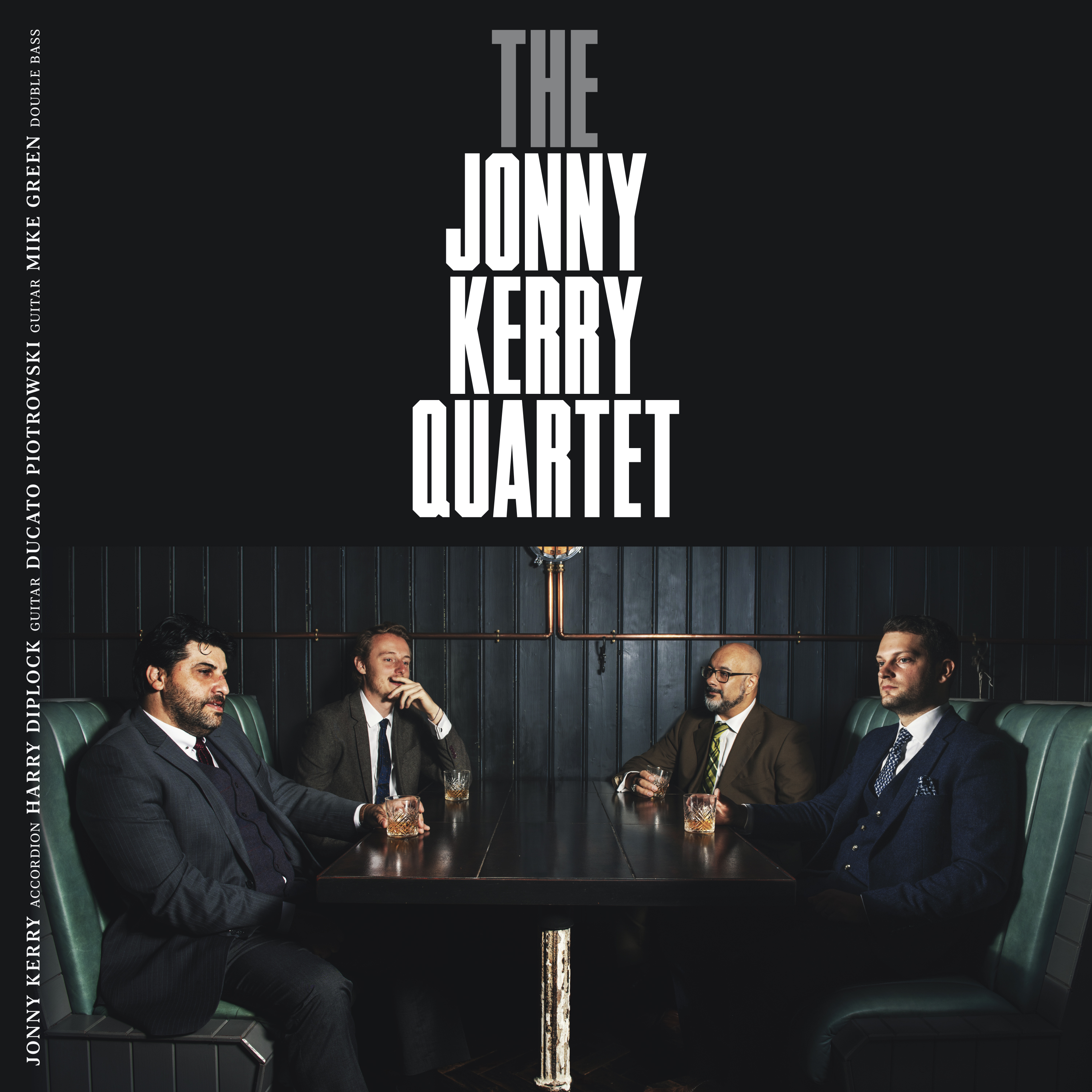 Cover art for The Jonny Kerry Quartet